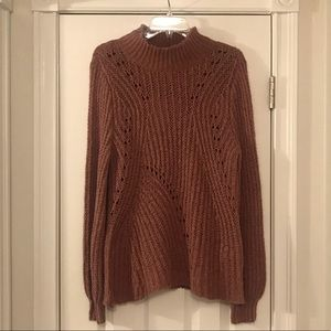 Lucky NWT Rose colored sweater